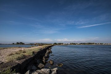 Week-end à l'étang de Thau