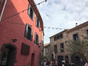 Marseillan village