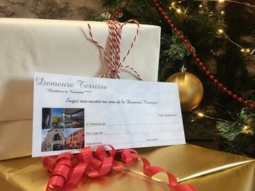 Offrez un chèque cadeau pour un séjour inoubliable