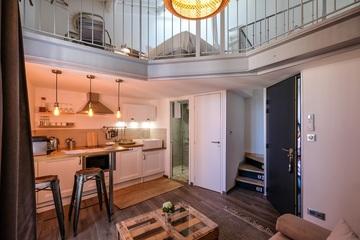 Appartements en location seule